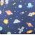 Ткань KIDS-23 Космос