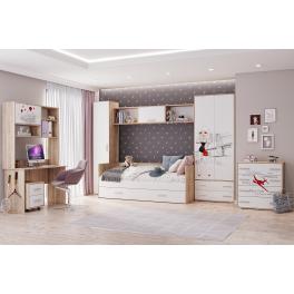 """Детская спальня """"Бланка"""" Композиция 1"""